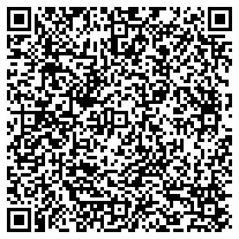 QR-код с контактной информацией организации ИНТЕРФОРМ, ООО