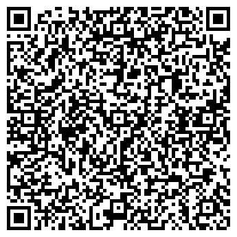 QR-код с контактной информацией организации ТУЧКОВ МОСТ