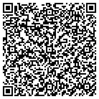 QR-код с контактной информацией организации АКАДЕМИЯ ГРАЖДАНСКОЙ АВИАЦИИ