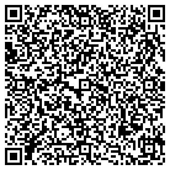 QR-код с контактной информацией организации ГЕПАРД, ЗАО