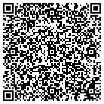 QR-код с контактной информацией организации БН АВГУСТ