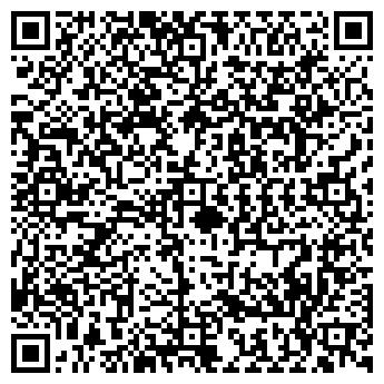 QR-код с контактной информацией организации ГАНИМЕД, ООО