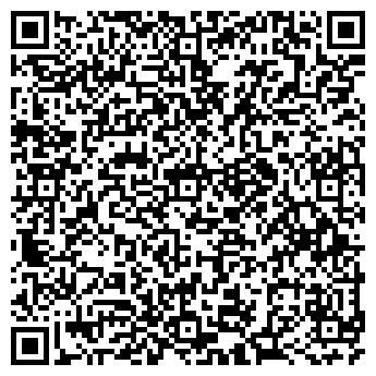 QR-код с контактной информацией организации НЕВСКИЙ ПРОСТОР