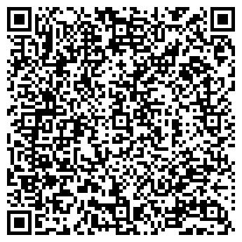QR-код с контактной информацией организации MANPOWER CIS