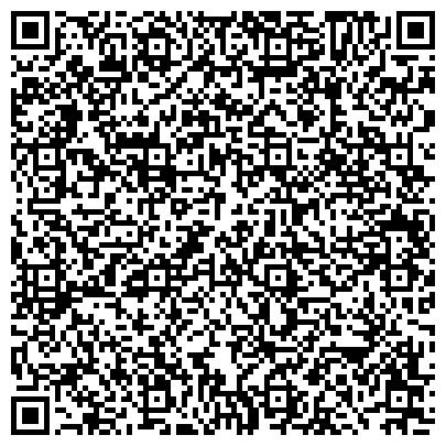 QR-код с контактной информацией организации ВЫБОРГСКОГО РАЙОНА ПРОТИВОТУБЕРКУЛЕЗНЫЙ ДИСПАНСЕР № 11 ВЗРОСЛОЕ ОТДЕЛЕНИЕ