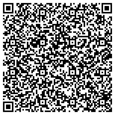 QR-код с контактной информацией организации ВЫБОРГСКОГО РАЙОНА ПРИ ПОЛИКЛИНИКАХ № № 7, 17, 63