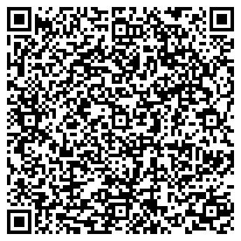 QR-код с контактной информацией организации АЛМАТЫ, ГОРОФОРМЛЕНИЕ ЗАО