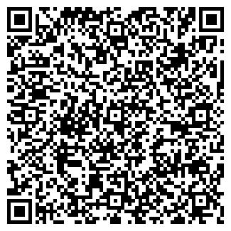QR-код с контактной информацией организации ДИСТОРГ