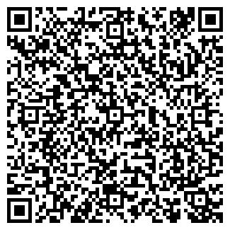 QR-код с контактной информацией организации НАДЕЖДА БФ