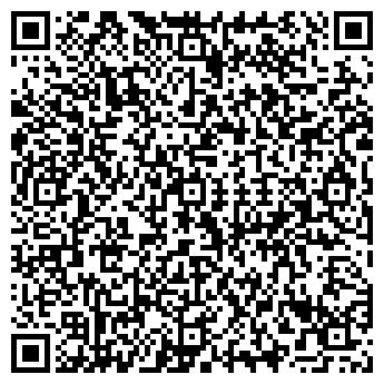 QR-код с контактной информацией организации КИПАРИС, ООО