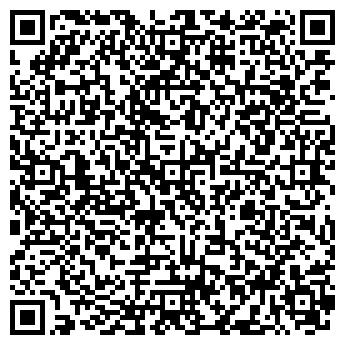 QR-код с контактной информацией организации ООО ОБУЧАЙКА
