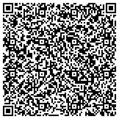 QR-код с контактной информацией организации ВЫБОРГСКОГО И ЦЕНТРАЛЬНОГО РАЙОНОВ ЛИФТОВАЯ АВАРИЙНАЯ СЛУЖБА
