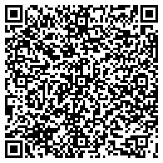 QR-код с контактной информацией организации GALAXY