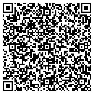 QR-код с контактной информацией организации ГЕОРЕСУРС