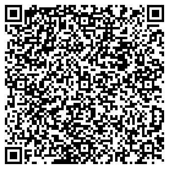 QR-код с контактной информацией организации ЗАО КЛЮЧ