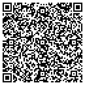 QR-код с контактной информацией организации БАНК КАСПИЙСКИЙ АО