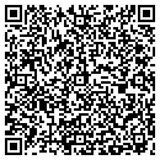 QR-код с контактной информацией организации РИПАС, ЗАО