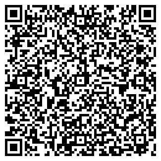 QR-код с контактной информацией организации БОРУС, ЗАО