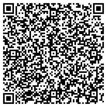 QR-код с контактной информацией организации ПИТЕР-ПРИНТ
