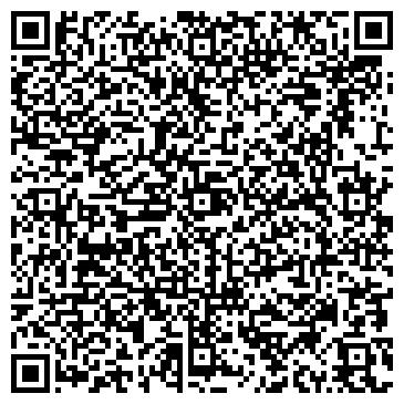 QR-код с контактной информацией организации АЛМАТИНСКОЕ ХОРЕОГРАФИЧЕСКОЕ УЧИЛИЩЕ