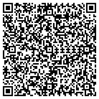 QR-код с контактной информацией организации МЕТРОШОП