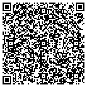 QR-код с контактной информацией организации ВИЗДОМ-СПБ, ООО