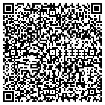QR-код с контактной информацией организации КУХНИ ВЕРОНА