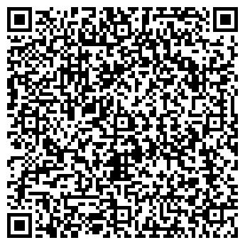 QR-код с контактной информацией организации МК РУСЬ САЛОН