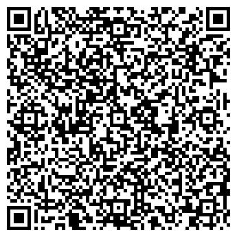 QR-код с контактной информацией организации ОКТАВА САЛОН ШТОР