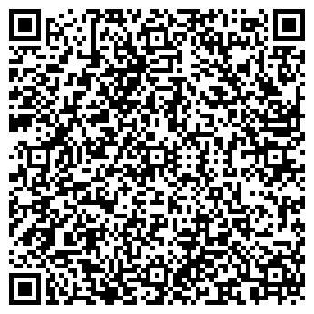 QR-код с контактной информацией организации КОВРОМАНИЯ