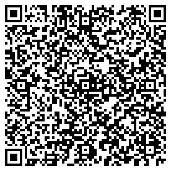 QR-код с контактной информацией организации ВИКТОРИЯ ПЛЮС