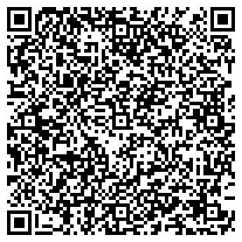 QR-код с контактной информацией организации СЕВЕРНЫЕ ЦВЕТЫ