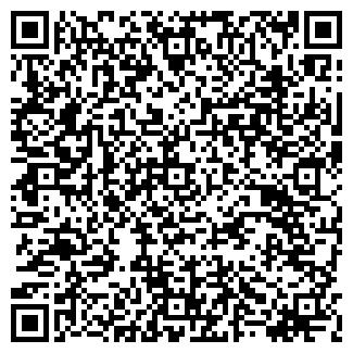 QR-код с контактной информацией организации ООО ФЛОРОСС
