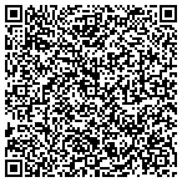QR-код с контактной информацией организации ВЫСТАВКА МЕТАЛЛИЧЕСКИХ ДВЕРЕЙ