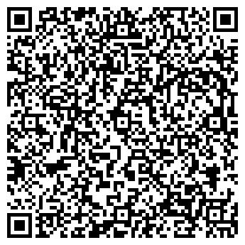 QR-код с контактной информацией организации HORIZON TRAVEL