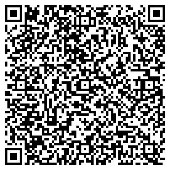 QR-код с контактной информацией организации ДВЕРИ ПЕТЕРБУРГА