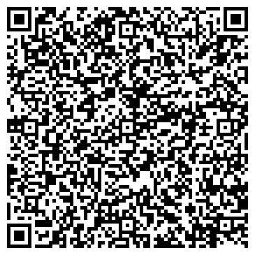 QR-код с контактной информацией организации РУССКИЕ БЛИНЫ СЕВЕРО-ЗАПАД