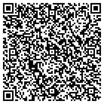 QR-код с контактной информацией организации ООО ИНТЕРТЕРМИНАЛ