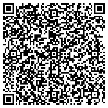 QR-код с контактной информацией организации БРОНКОСТАР, ООО