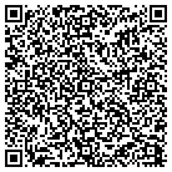 QR-код с контактной информацией организации НЕВСКИЕ ВЫСОТЫ