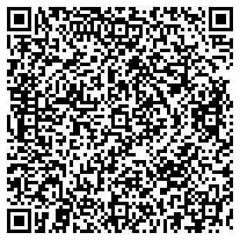 QR-код с контактной информацией организации ЗАО ПЕРСОНАЛ-СЕРВИС