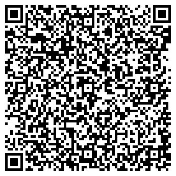 QR-код с контактной информацией организации ЛАТТЕРОС, ООО