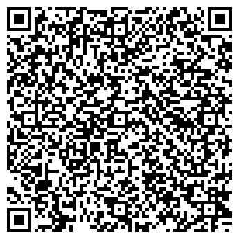 QR-код с контактной информацией организации ООО РЕВАНШ