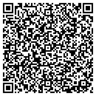QR-код с контактной информацией организации БАХУС ОАО