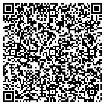 QR-код с контактной информацией организации ПАРНАС АВТОЦЕНТР, ЗАО