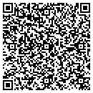 QR-код с контактной информацией организации РЕСУРС, ООО