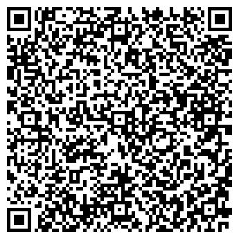 QR-код с контактной информацией организации ТЕХНОКРАТ, ООО