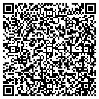 QR-код с контактной информацией организации РЕЗИДЕНТ