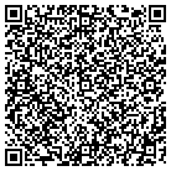 QR-код с контактной информацией организации АБА-КЛИНИКА
