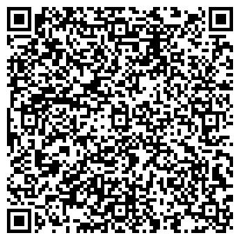 QR-код с контактной информацией организации ДЭНИФАРМ